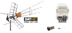 Antennpaket Gotland Small med LTE skydd