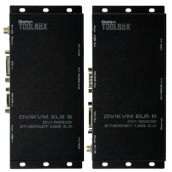 ToolBox Extender DVI, USB, RS232, Lan 140meter