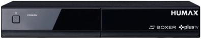BXR-HD2 DVBT2 mottagare för Boxer