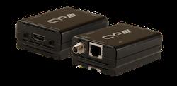 HDMI over Single CAT5e/6 HDBaseT™ Mottagare