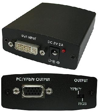 VISIONFC3 HDCP Remover DVI-D - VGA DEMO