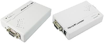 Cypress T. CM-397 CGA / komponent till VGA DEMO