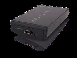 Komponent / Komposit till HDMI