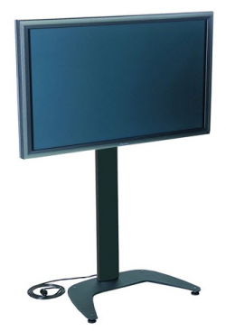 Flatscreen FH T2000 Golvstativ Svart