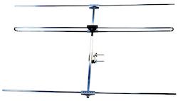 FM-Antenn 3 element