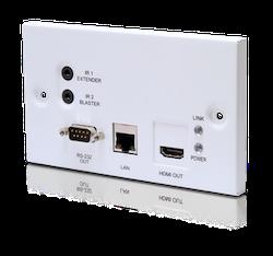 HDMI / HDBaseT vägguttag