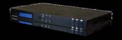 4:4 HDMI till HDBaseT Lite KIT Matris + 4 mott.