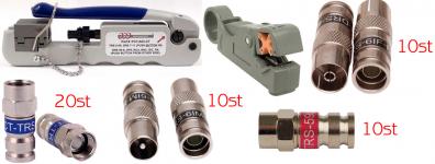 PCT-AIO-CT antennmonteringspaket