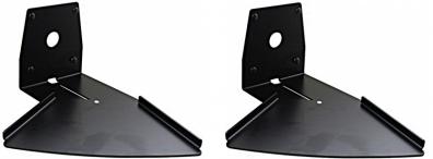 Väggfäste för Sonos S5 Svart Svängbart 2 pack