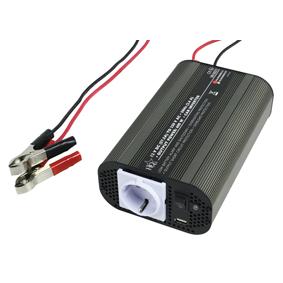 HQ Inverter 12-230 Volt 600 Watt modifierad våg USB