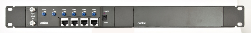 """Macab Catline 19"""" rackpanel"""