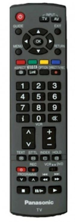 Fjärrkontroll EUR7651009A
