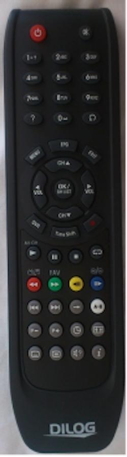 Fjärrkontroll DT-555
