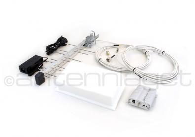 Microset BT-10 Repeater paket för GSM / GPRS 300m²
