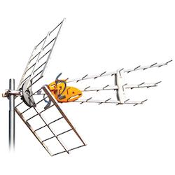 DAT-HD 45 Aktiv antenn med LTE skydd