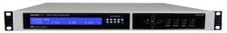 8 kanals komposit -> DVB-C / IP modulator