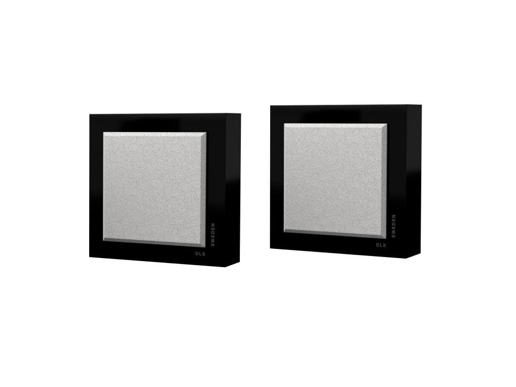 DLS FLATBOX Mini-V2 Svart