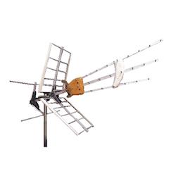 Dat-HD MIX med LTE 17db +15 db aktiv antenn