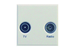 Modul för TV/Radio med DAB i radio