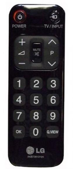 Fjärrkontroll AKB72913104