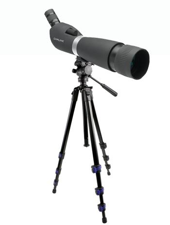 Camlink 80mm WP Tubkikare 20-60x zoom med stativ