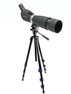 80mm WP Tubkikare 20-60x zoom med stativ