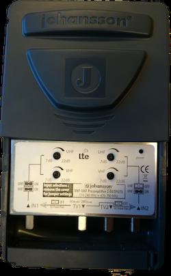 Ultimata antennförstärkaren. Den har allt + LTE