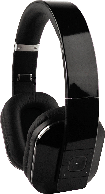 KH600 BTS Bluetooth hörlur GRYMT LJUD SVART