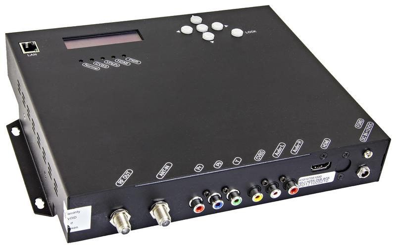 Macab DIM-50 HDMI Till DVB-T Modulator