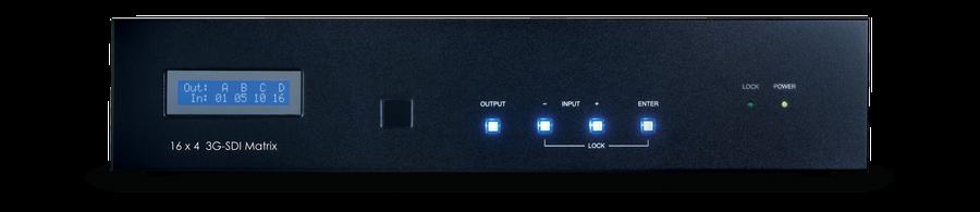 CYP/// 3G-SDI 16:4 Matris växel