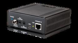 Full HDBaseT mottagare 2x HDMI utgångar, 4K, IR, RS232, PoE