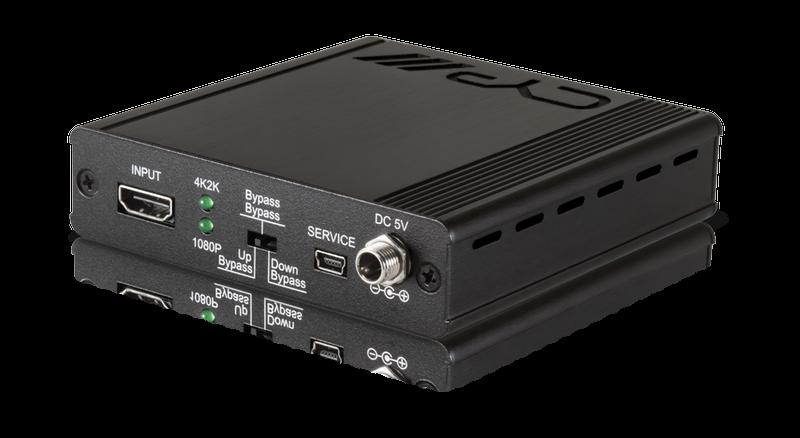 CYP/// HDMI 4K Scaler