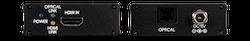 HDMI över Fiber stödjer 4K