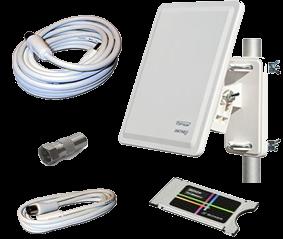 Smuk Antenn paket med CA-Modul för BOXER - Digitaltvexperten.se XW-28