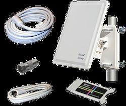 Antenn paket med CA-Modul för BOXER