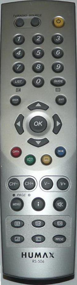 Fjärrkontroll CX-1201C