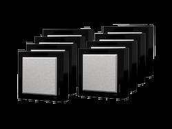 FLATBOX Mini-V2 PAKET Svart
