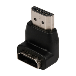 HDMI vinklad adapter 90°