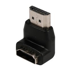 HDMI vinklad adapter 90°