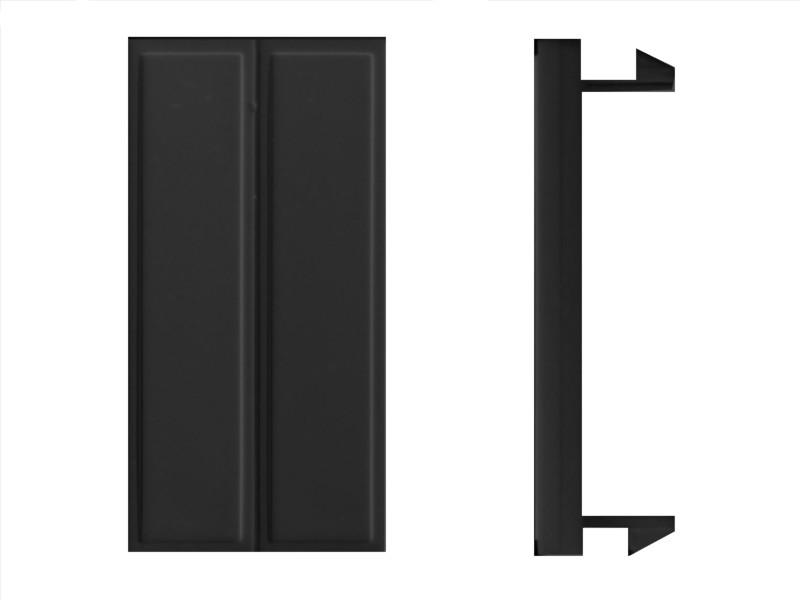 2-delat blindlock 1 moduls
