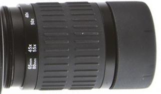 Kamakura 25-55x zoom okular för EDV-81