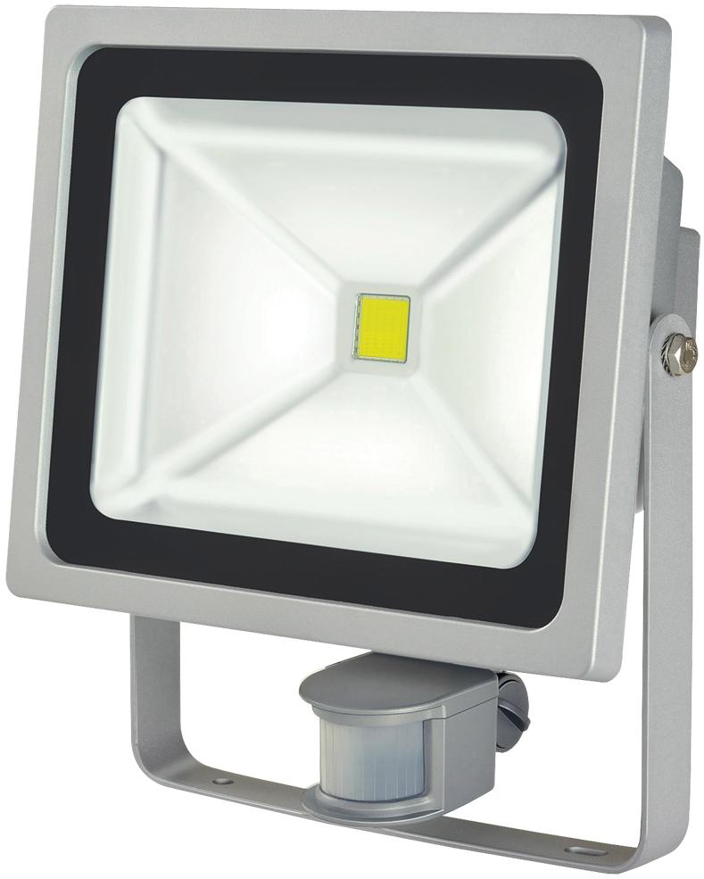 L CN 150 PIR IP44 med IR-sensor 50W 3500lm energiklass A