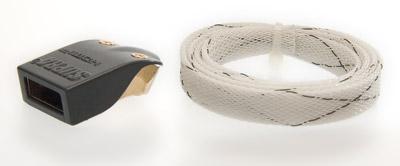 Vinklad HDMI kabel med avtagbar kontakt 3m