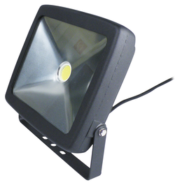 LED-strålkastare 22W utan transformator / driver