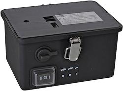 Laddbar LED-Lampa ML CA 110 IP54 20W 1300lm
