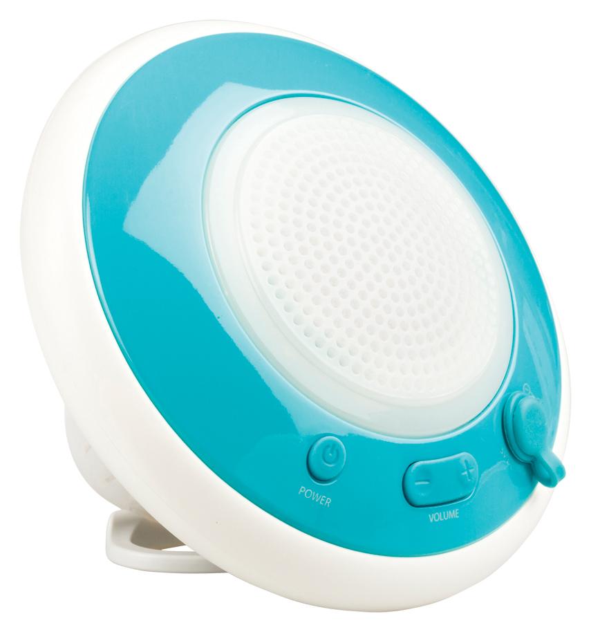 Vattentät, flytande bluetooth-högtalare BLÅ