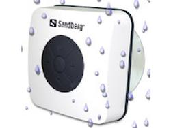 Duschhögtalare med Bluetooth