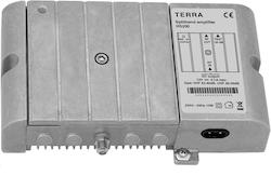 HS-200 Antennförstärkare 1 utgång splittband comhem