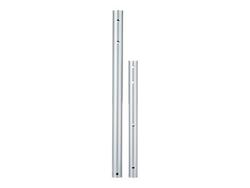 Func Flatscreen CH VST2 RÖR 94,5-154,5 cm Silver