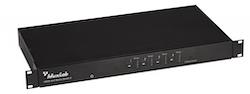 HDMI 4x4 Matris HDBaseT Lite med PoE + 4 mottagare